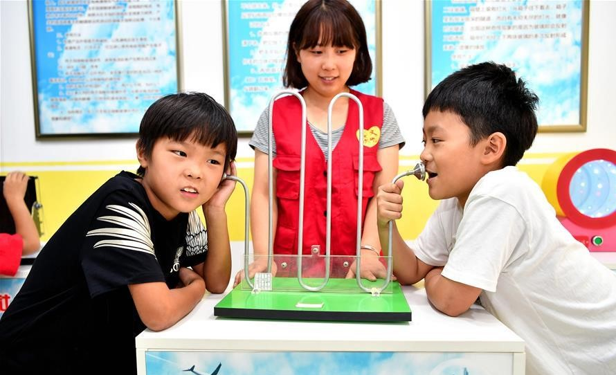 Various activities held across China to greet annual day for science popularization