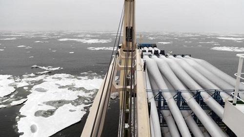 China's 'Tian En' ship wraps up maiden Arctic tour in Sweden