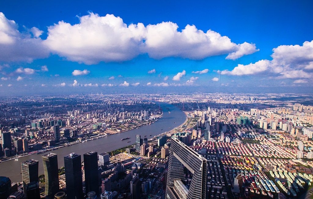 Video: Pudong in one minute