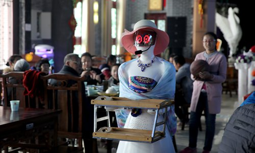 AI to affect 70% of occupations as robotics complement China's shrinking labor force