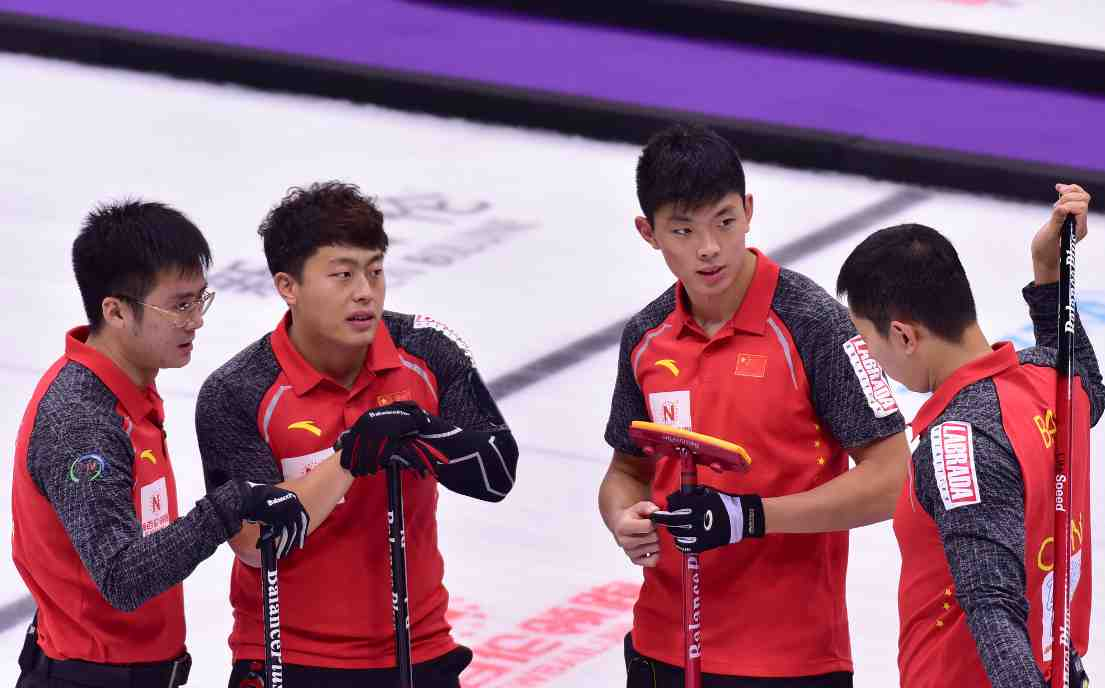 Resurgent China edge past Japan in Curling World Cup