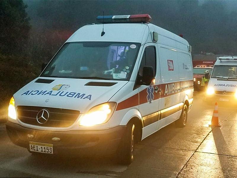 5 killed in Ecuador traffic accident