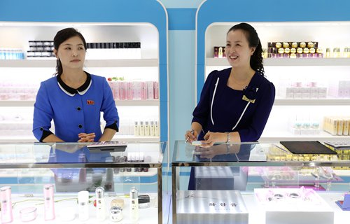 North Korean factory aims to compete with Chanel and Shiseido on quality and safety