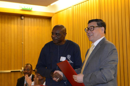 Leading Chinese think tank calls for more China-Africa cultural exchanges