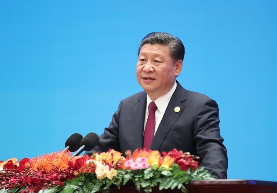 China willing to share opportunities in digital economy: Xi