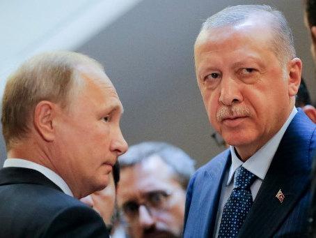 Russia, Turkey agree to establish demilitarized zone in Syria's Idlib