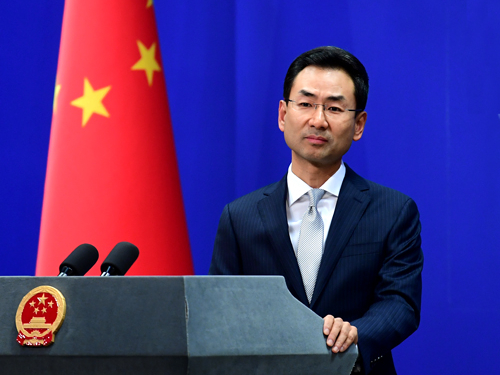 China pleased to see, support DPRK and ROK maintain contact: MFA