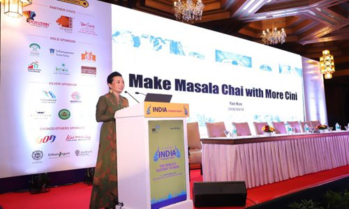 Chinese firm to help India attract mainland tourists