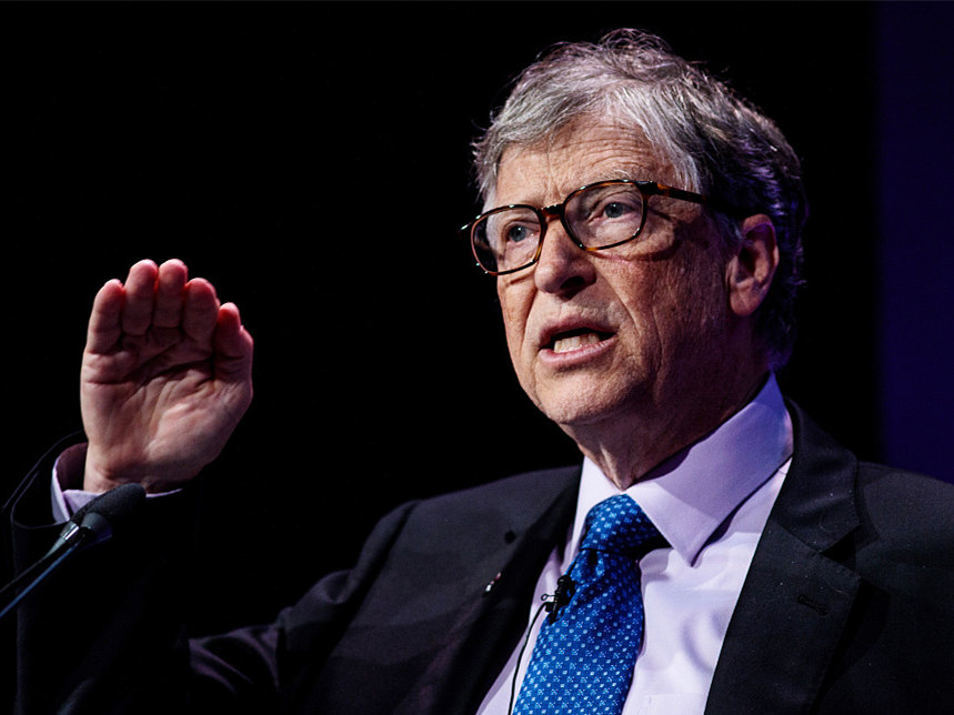 Gates urges world to invest in health of youth in Africa