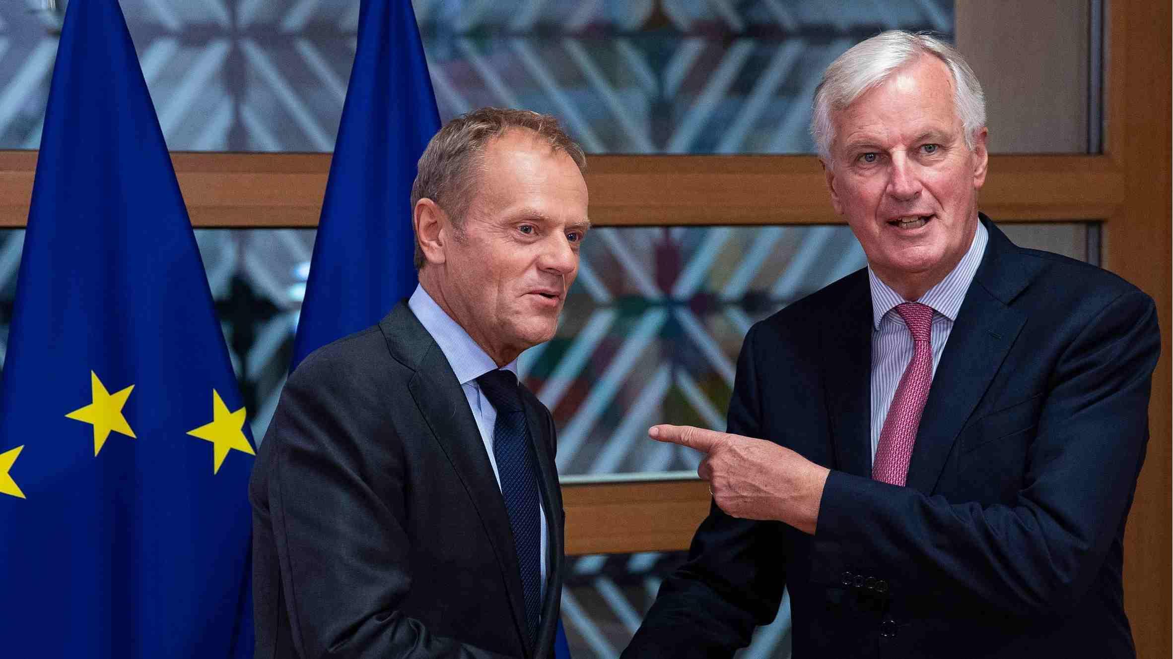 EU leaders target Brexit breakthrough at Austria summit