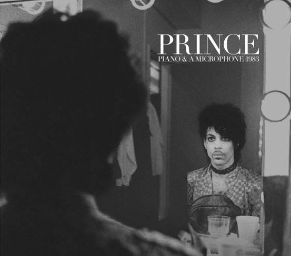Prince's new basement tape: Just him singing, playing piano