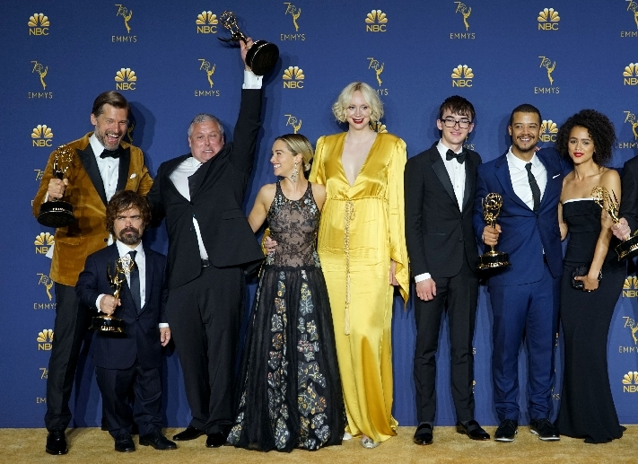 'Game of Thrones,' 'Marvelous Mrs. Maisel' win big at 70th Primetime Emmy Awards