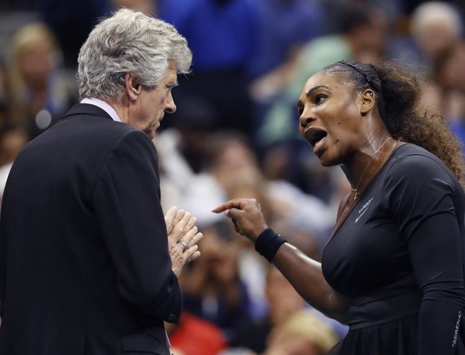 Serena Williams disgraces role model status with poor US Open attitude