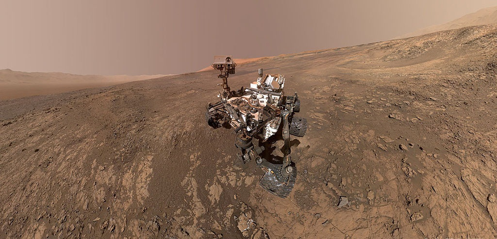 China plans two Mars missions by 2028