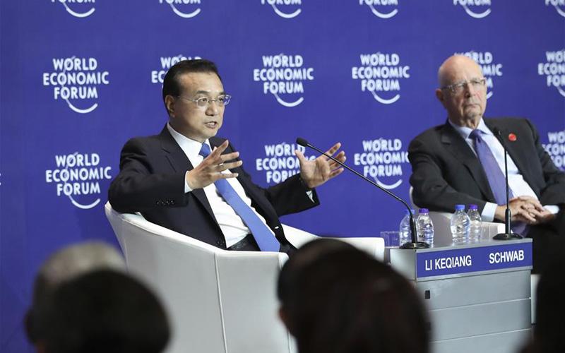 New growth drivers break new ground for Chinese economy: Premier Li
