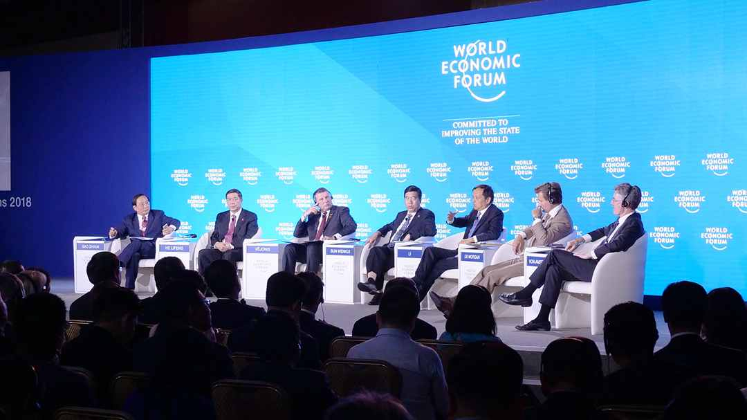 Innovation is the key to success of Belt and Road
