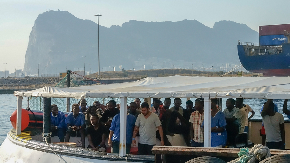 Spain becomes top destination for African migrants