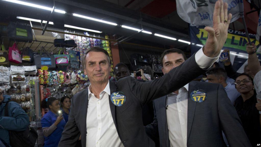 Brazil's presidential election depicts polarized society