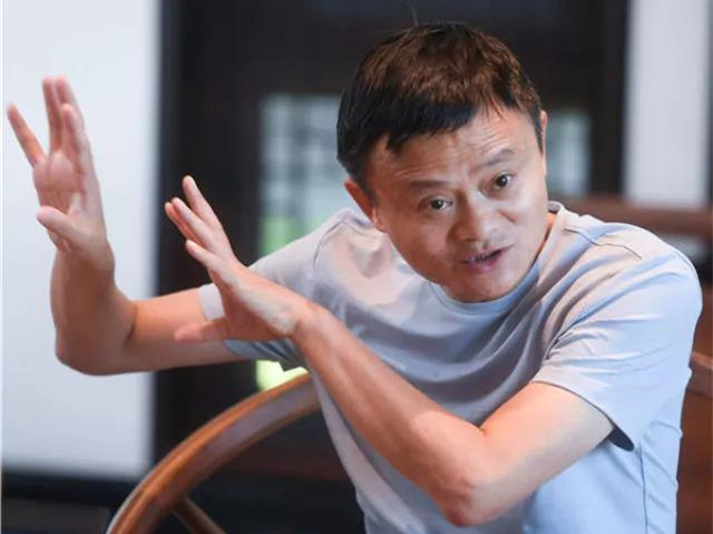Trade should be propeller of peace: Jack Ma