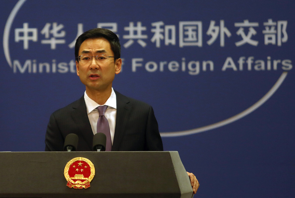 Dialogue, consultations the only correct way to resolve China-US trade issues: FM