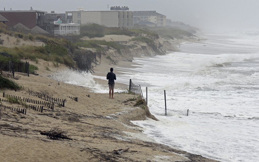 Death toll rises to 37 from storm Florence in U.S. East Coast