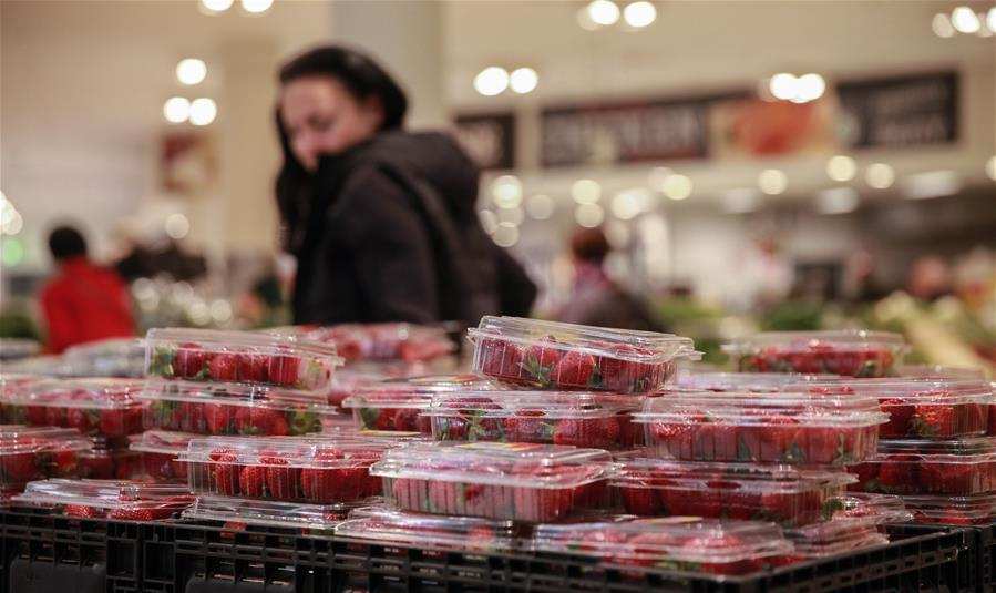 Strawberries pulled from shelves after needles found in Australia