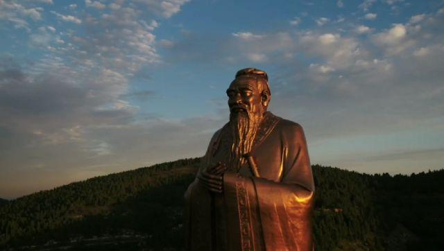 China to unveil world's tallest Confucius statue