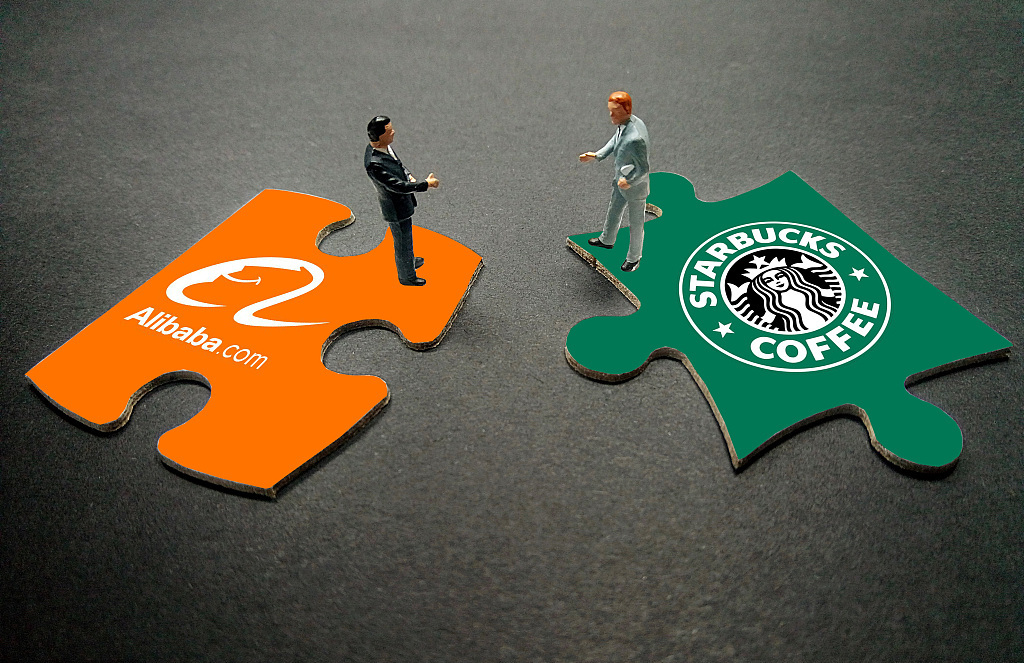 Starbucks launches delivery services in Beijing, Shanghai